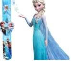Frozen Kids child's children's SNAP ON SLAP WATCH