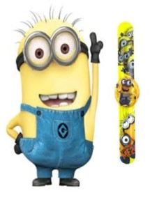 Minion watch 1
