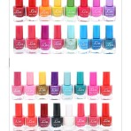 24 x NAIL POLISH VARNISH SET (This item is only available for collection due to Royal Mails restrictions)