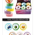 Nail Polish Varnish Remover Tubes
